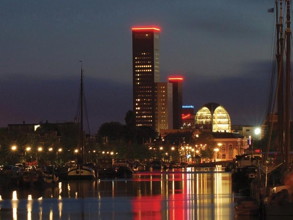 Achmea torens  Leeuwarden
