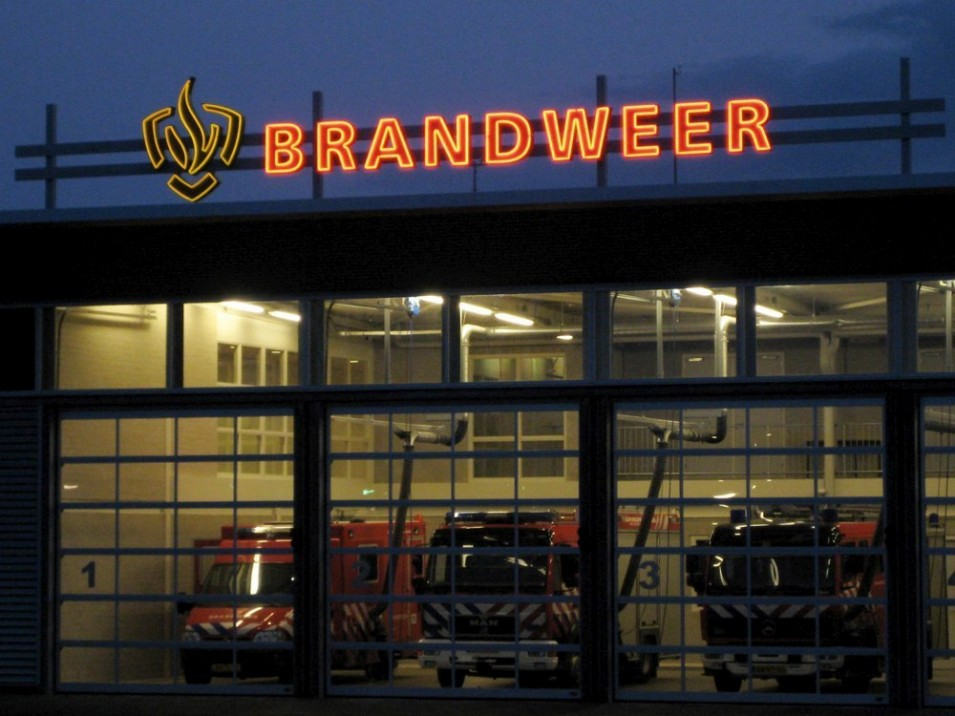 Brandweer  Heerenveen
