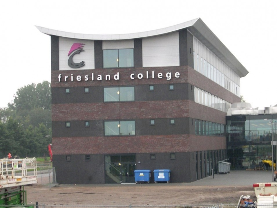 Friesland college Sportstad oost